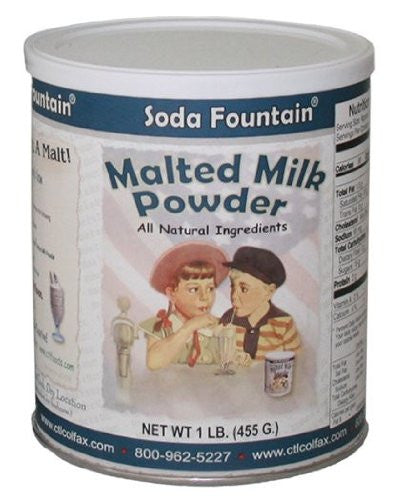 Malted Milk Powder 16.0 OZ