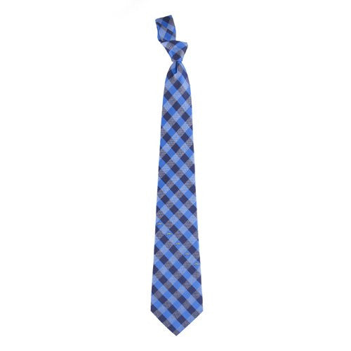 San Diego Chargers Tie Woven Poly Check