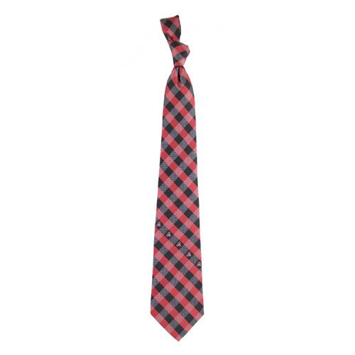 Arizona Diamondbacks Tie Woven Poly Check
