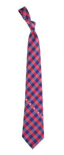 Pittsburgh Pirates Tie Woven Poly Check