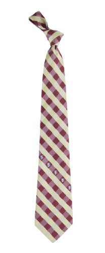 Florida State Seminoles Tie Woven Poly Check