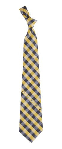 Missouri Tigers Tie Woven Poly Check