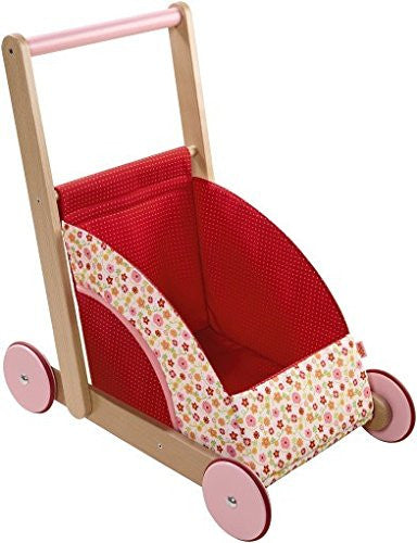 Summer Meadow Doll Pram