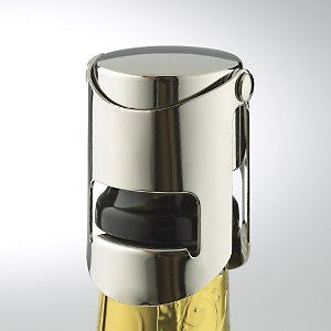 Champagne Preservation Recorker -Chrome