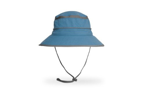 Solar Bucket Hat, Lapis, Medium
