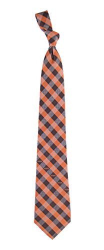 Cleveland Browns Tie Woven Poly Check