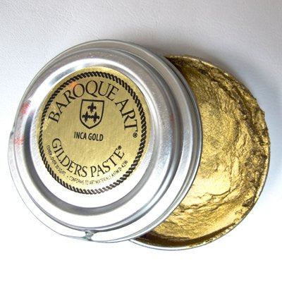 Baroque Art Gilders Paste 1.5oz, Inca Gold
