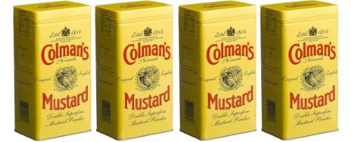 Colman's Mustard Powder - 16oz