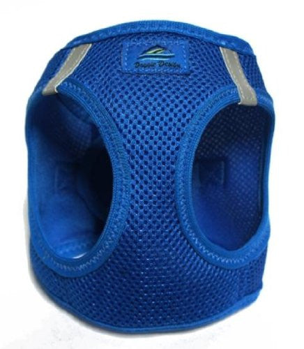 American River Ultra Choke Free Dog Harness,  Royal Blue, Medium