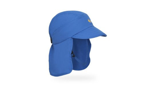 Kid's Explorer Cap, Royal, Child