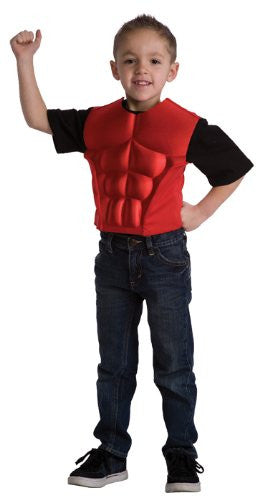 Power Vest Red (One size - ages 3-6 years)