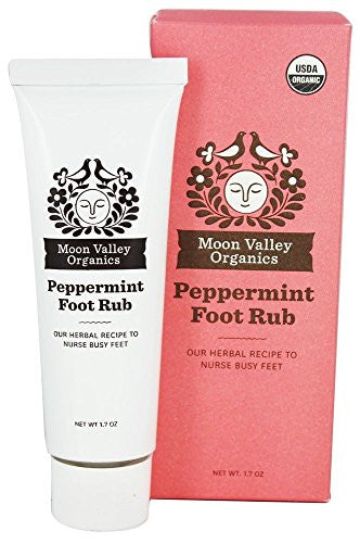 PEPPERMINT FOOT RUB 1.7 oz