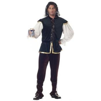 Tavern Man Costume - X-Large - Chest Size 44-46