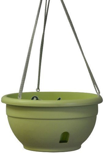 EEZY-GRO SELF WATERING HANGING PLANTER - Margarita, 12 in