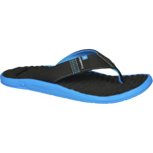 Men Sandal, GPS, Size: 12(Black/Blue)