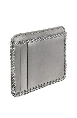 Credit Card Case (ID) - Silver