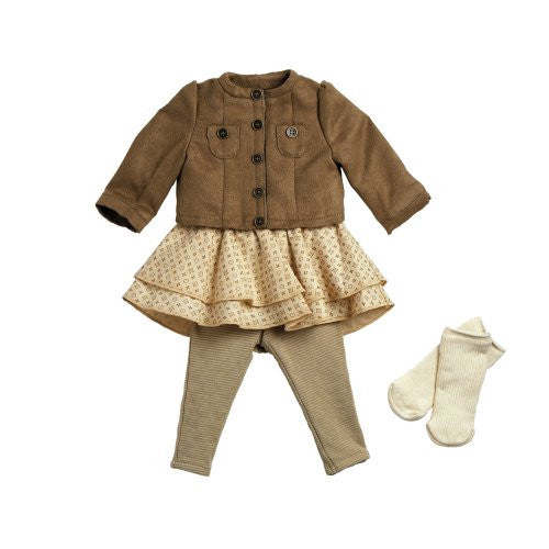 "Adora 18"" Clothing - Cool Weather 2, Fits 18"" American Girl Dolls and More- Ages 6+"