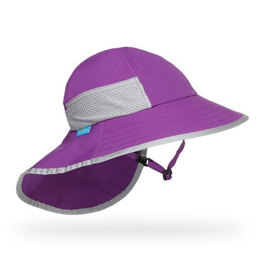 Kids Play Hat, Youth, African Violet