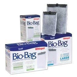 WHISPER BIO BAG CARTRIDGE - LARGE/8 PACK