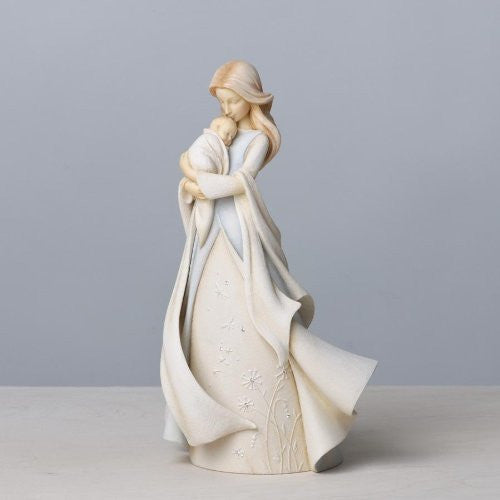 Foundations Mother and Baby Figurine