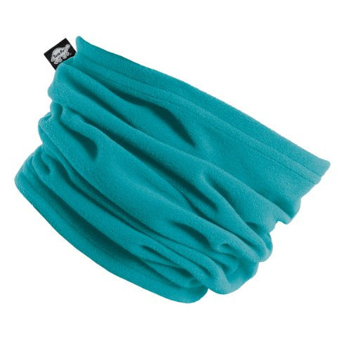 Turtle Tube, Lightweight Micro Fur Fleece Neck Warmer, Day Dream