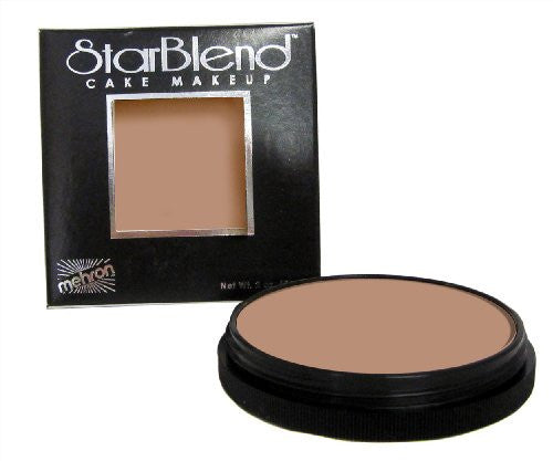 StarBlend Cake Makeup - Warm Honey