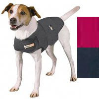 Thundershirt Dog Anxiety Treatment Wrap, X-Large, Heather Grey