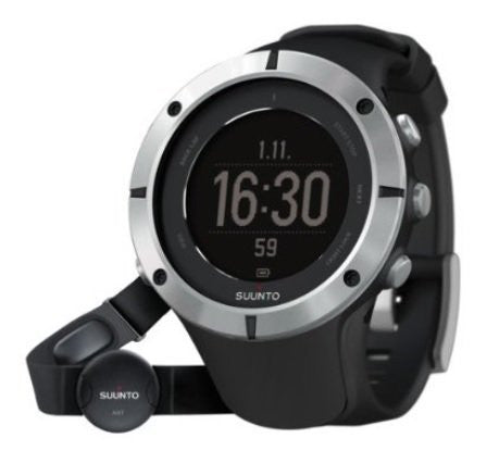 Ambit2 GPS Watch & Heart Rate Monitor (Color: Sapphire)