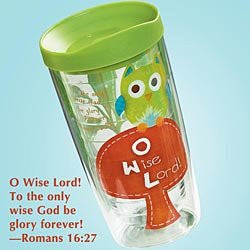 O Wise Lord Owl Tumbler