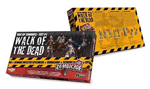 ZOMBICIDE WALK OF THE DEAD SET 2 COO