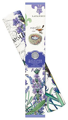 Lavender Rosemary, Drawer Liners