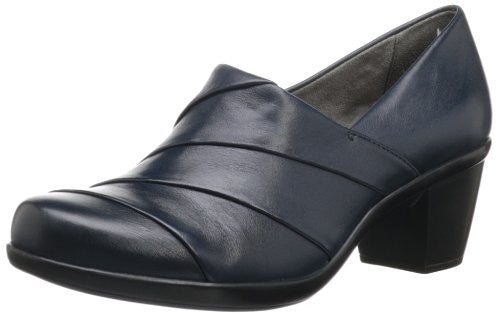 Electron, Navy Leather, 8.5 M