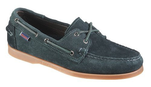 Men's Sebago Docksides® (7.5 M in Dark Green)