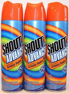 Shout Advanced Foam 18 oz