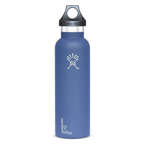 Hydro Flask Blue Insulated Water Bottle 21 Oz.