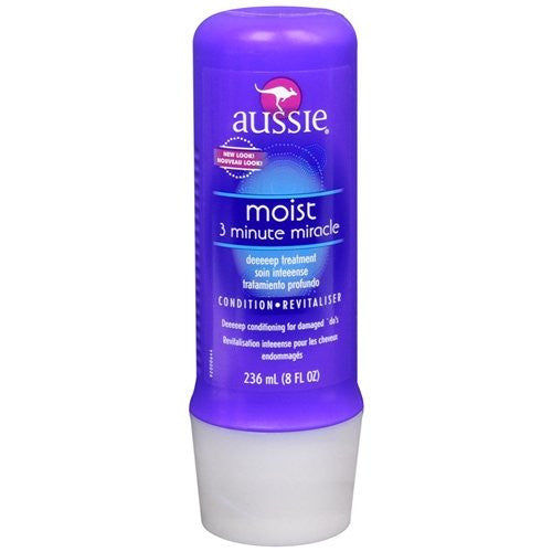 Aussie Moist 3 Minute Miracle Deep Conditioner - 8.0oz