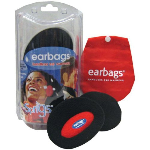EARBAGS THINSLTE FLEECE BRN SM