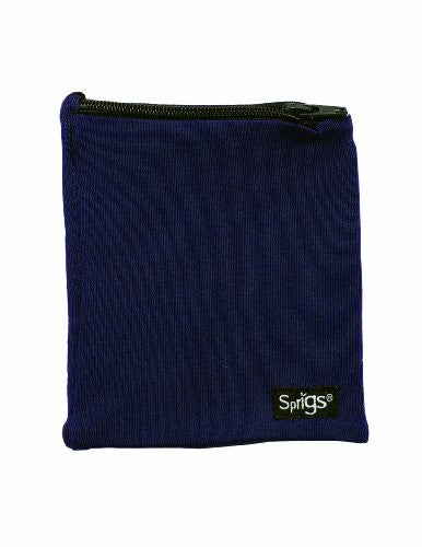 Sprigs Big Banjee Wrist Wallet (Navy/Black / One Size Fits Most)