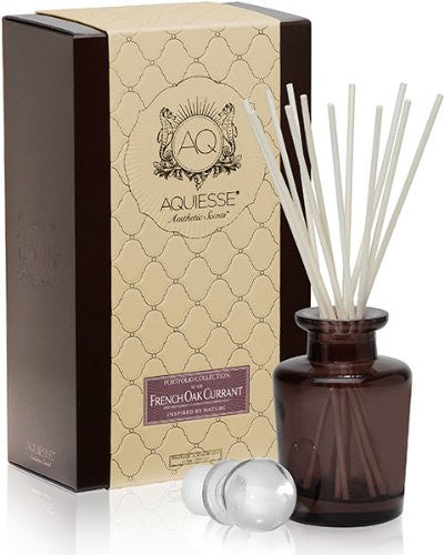 French Oak Currant Reed Diffuser Gift Set