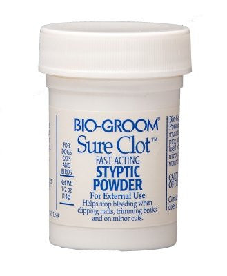 BIO-GROOM Sure Clot-.5oz