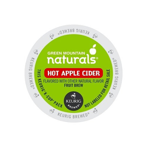 Green Mountain Coffee® Hot Apple Cider K-Cup® Packs, 24/Bx
