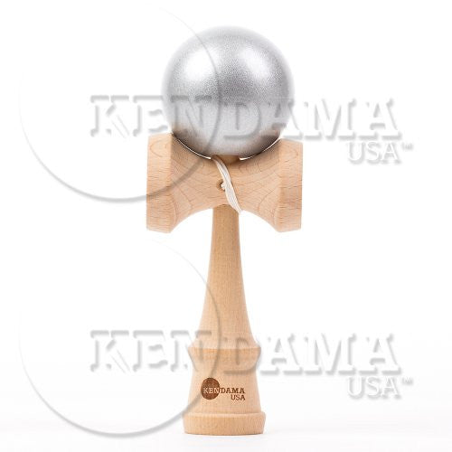 Tribute Kendama - Metallic Silver