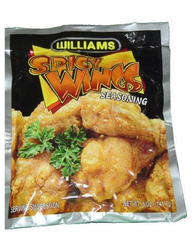 Williams Spicy Wings 5.0 OZ