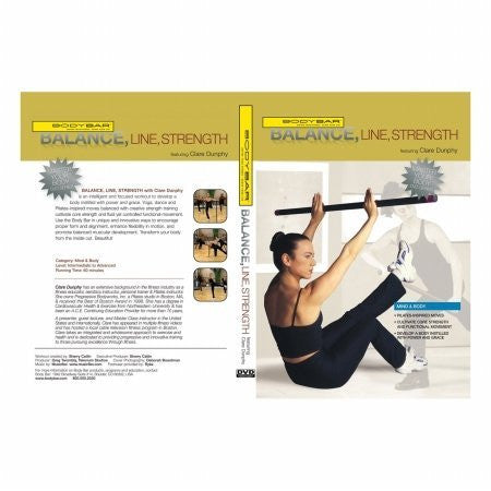 Balance Line Strength DVD
