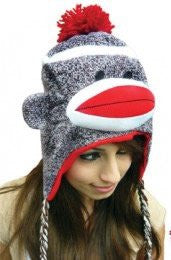 The Original Sock Monkey Hat
