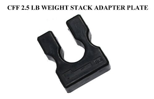 2.5lb WEIGHT STACK ADAPTERS