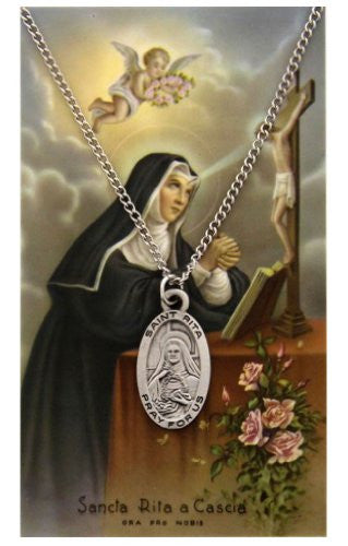St. Rita Prayer Card Set