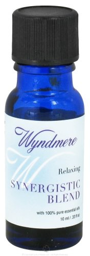 Relaxing-Synergistic Blend-10 ml (1/3 oz)