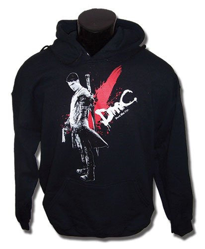 Devil May Cry Dante Hoodie XL