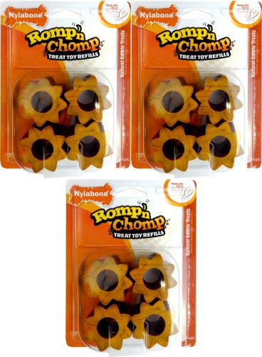 Romp N Chomp Disks 4 ct